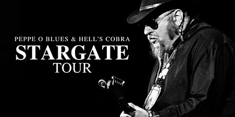 STARGATE Tour  @NewSeaLegend biglietti