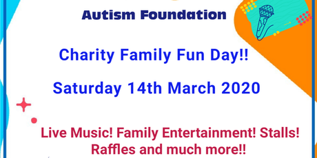 Scholes Family Fun Day #AutismFoundation  tickets