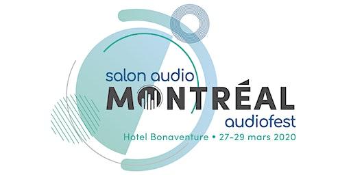 salon audio MONTRÉAL audiofest