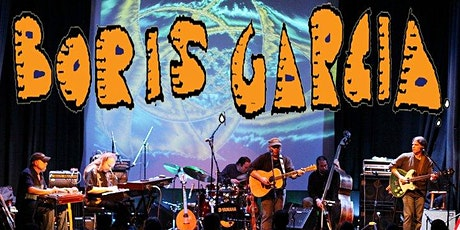 Boris Garcia - Original Jam Band tickets