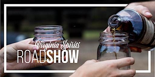 Virginia Spirits Roadshow: Richmond at the  Speakeasy (at the Hippodrome)