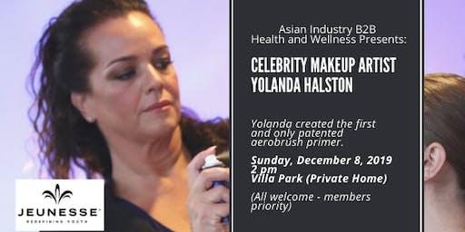 AIB2B Health Wellness Presents Yolanda Halston