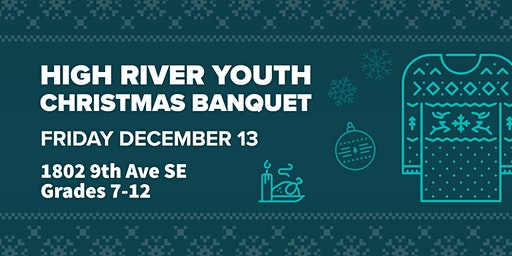 High River Youth Christmas Banquet