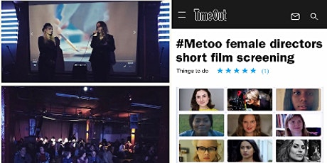 She lives collective event: short films, poetry by women tickets