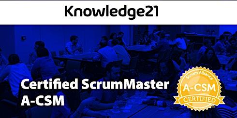 Advanced Certified ScrumMaster - A-CSM + Coaching Skills + Scaling Agile (Miramar, FL, February 13h-14th)