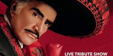 Vicente Fernandez Live Tribute Show  tickets