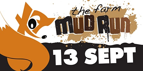The Farm Mud Run - Colchester -13 September 2020- Session 4 - 3.00pm to 5:00pm tickets