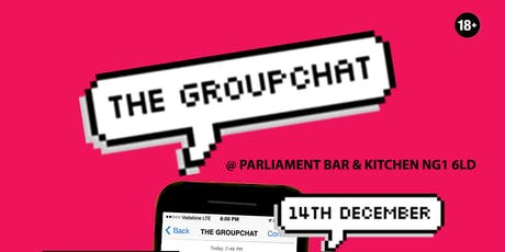 THE GROUPCHAT DAY PARTY tickets