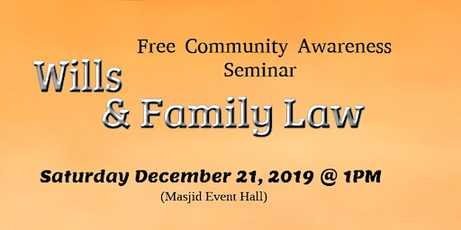 Will & Family Law