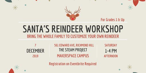 Santa's Reindeer Workshop