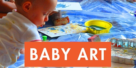 Baby Art Workshop - Baby Painting tickets