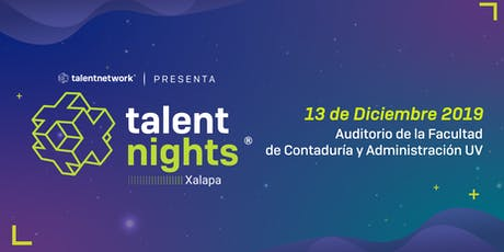 Talent Night Xalapa 2019 tickets
