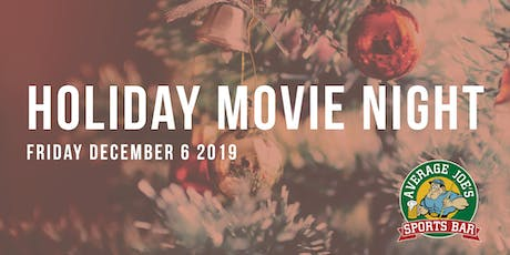 Holiday Movie Night - National Lampoon's Christmas tickets
