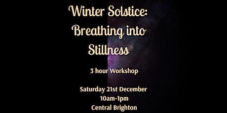 Winter Solstice: Breathing into Stillness tickets