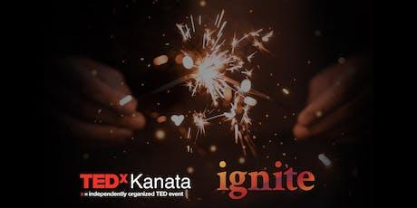 TEDxKanata - Ignite tickets
