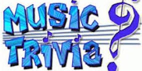 Garibaldi Music Trivia Night tickets