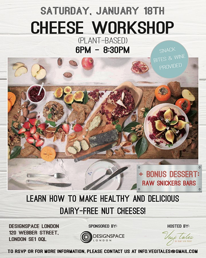 Intro to Plant-Based Cheese Making image