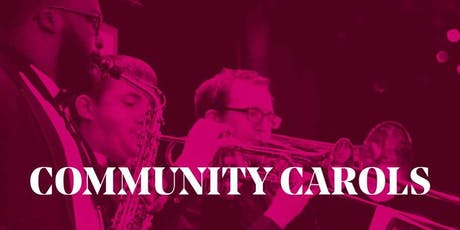 Community Carols tickets