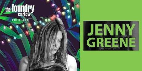 JENNY GREENE // XMAS FEST tickets