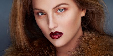 One day Makeup individual course with fashion Makeup Artist Collette Dunhill tickets