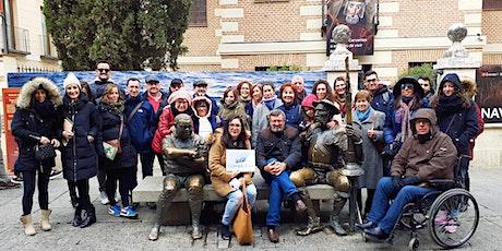 Free Tour Alcalá de Henares (horario 17:00 tarde) tickets