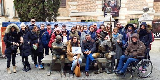 Free Tour Alcalá de Henares (horario 11:00 mañana)