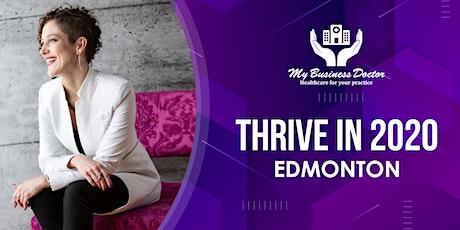 Thrive in 2020 Edmonton! tickets