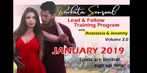 6-Week Bachata Sensual Training Program - Volume 2