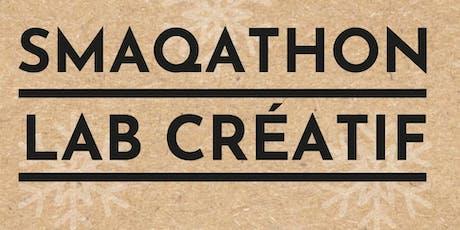 SMAQathon - le lab créatif du Salon des Métiers d'Art du Québec par CMAQ billets
