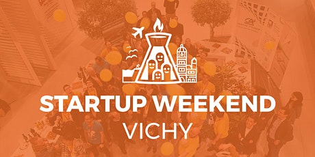 Techstars Startup Weekend Vichy 03/20 tickets