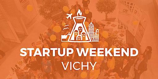 Techstars Startup Weekend Vichy 03/20