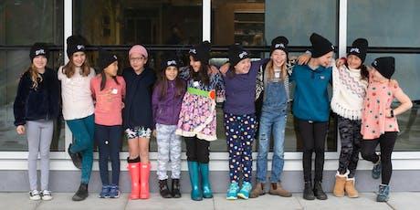 GRIT (for girls) at Highlands Elementary (grades 3-5) Thursdays Jan 16-Mar 12 (no class Jan 23) / 3:00-4:45pm tickets