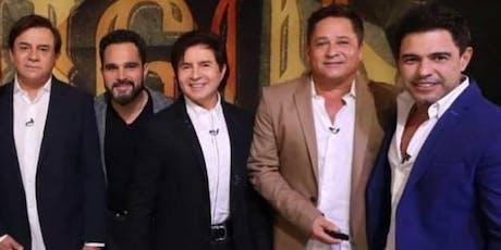 Excursão Show Amigos 20 anos - saídas de Niterói e São Gonçalo ingressos