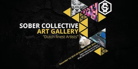 Grand Oping Event: Sober Collective Art Gallery Pop-Up: Miami Art Week 2019 tickets