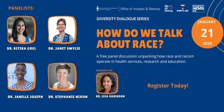 How Do We Talk About Race? tickets