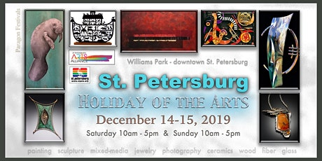 6th Annual St. Petersburg Holiday of the Arts tickets