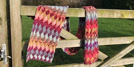 Modular and Entrelac Knitting tickets