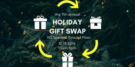 7th Annual Holiday Gift Swap tickets