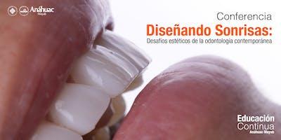 Conferencia - Diseñando sonrisas: Desafíos estéticos de la Odontología Contemporánea