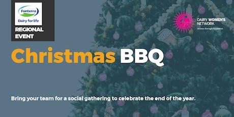 Central Otago - Christmas BBQ tickets