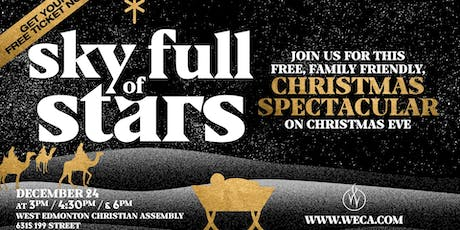 The Night Before Christmas - Sky Full of Stars tickets