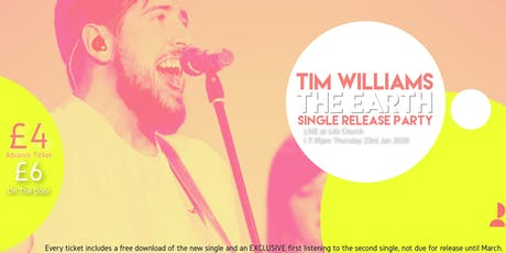 Tim Williams Single Release Party tickets