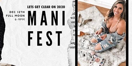 MANIFEST 2020: tickets
