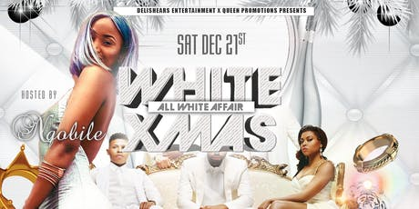 White Xmas with Nqobile - White Party tickets