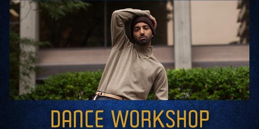 RRB Dance Company Presents Bollywood Dance Workshop by Chase Constantino