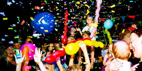 Tiny Dancers Family Rave - Tooting - Valentines Rave - School Disco tickets