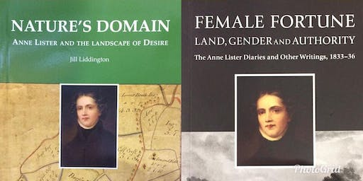 Who was the real Anne Lister? A talk w/ author Jill Liddington