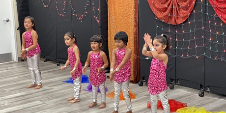 FREE TRIAL - Bollywood Tots tickets
