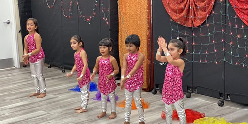 FREE TRIAL - Bollywood Tots