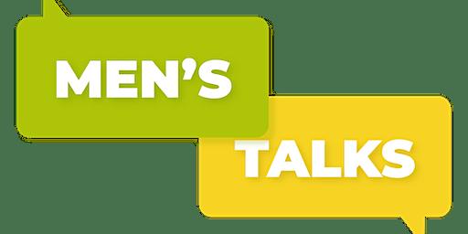Men's Talks: A Conversation on Masculinity in Brooks